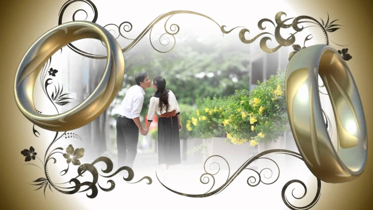 elegant wedding template for proshow producer