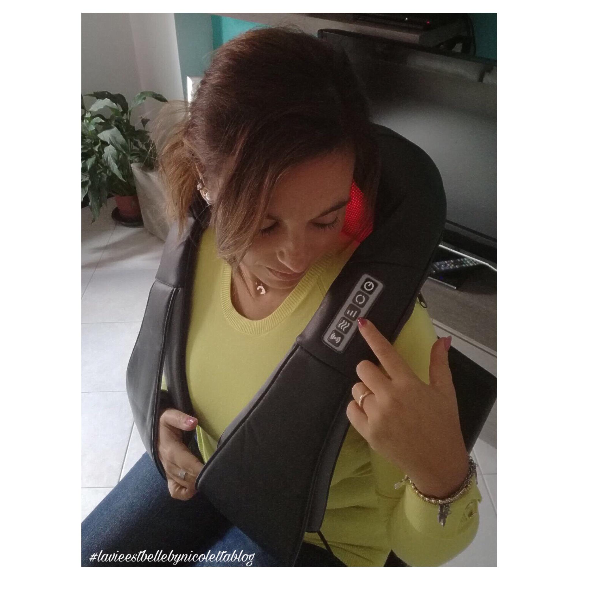Cervicale e dolori fisici  Alleviali massaggiatore shiatsu Donnerberg!  9fd5342c90c6