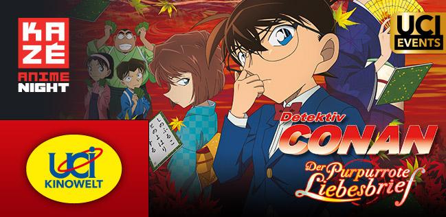 Detektiv Conan Der Purpurrote Liebesbrief Stream Online
