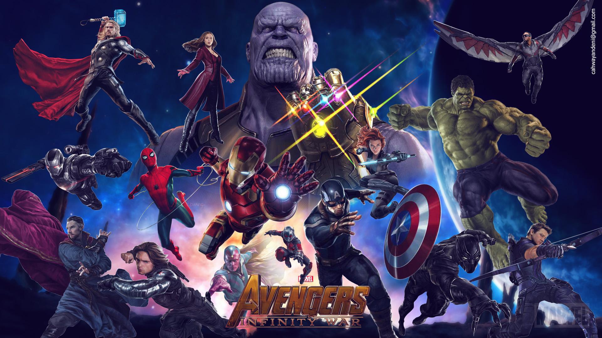 avengers infinity war pelicula completa descargar gratis