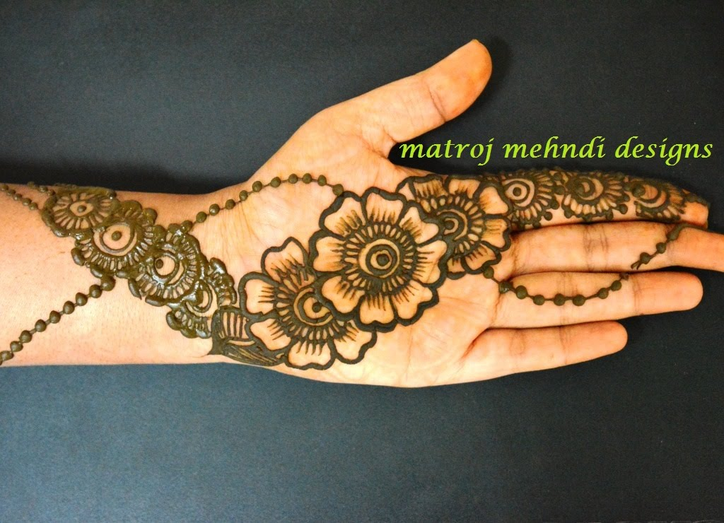 How To Get A Darker Mehndi Color On Your Hands For A Bride Posts