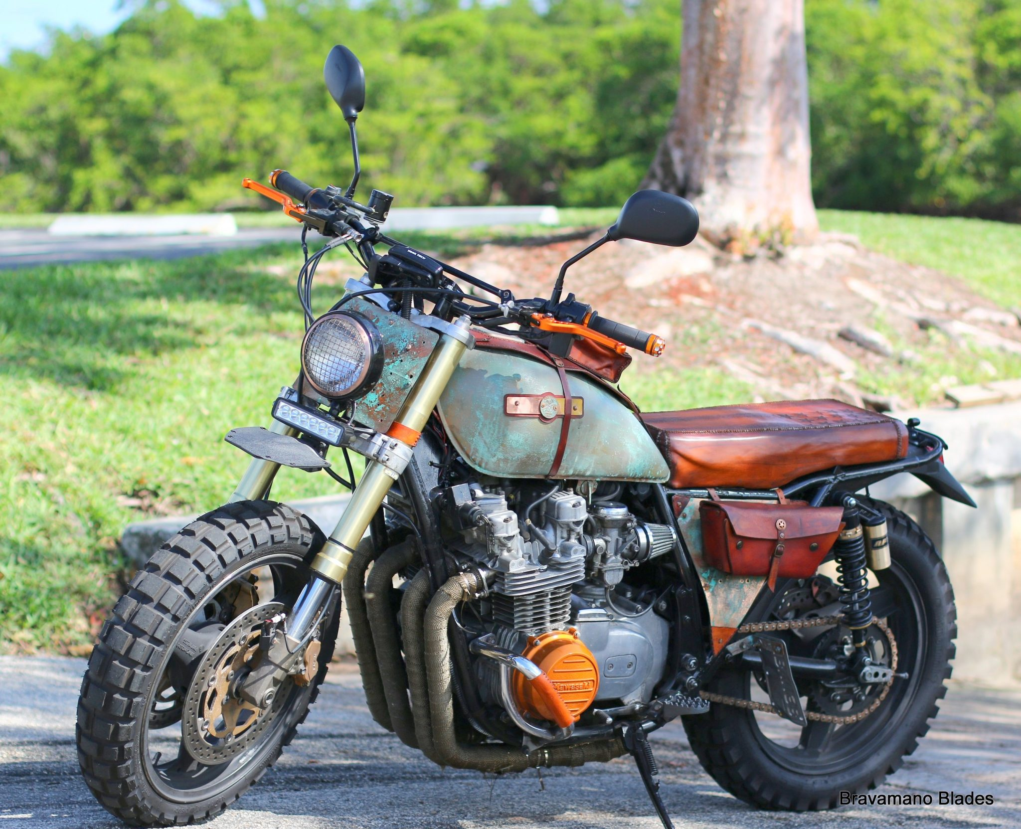kz 750 custom Scrambler | Posts by CafeRacerForSale | Bloglovin'