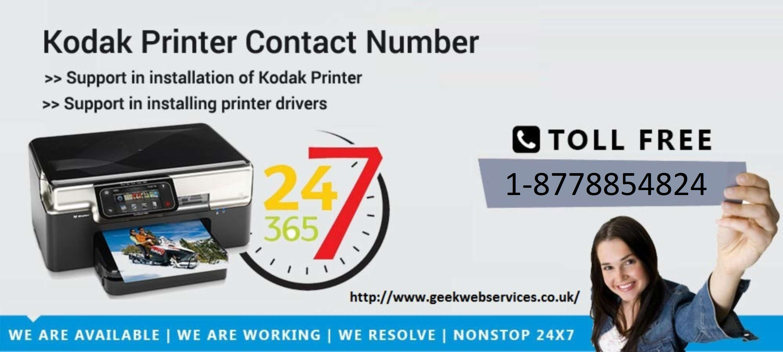 Kodak printer helpline